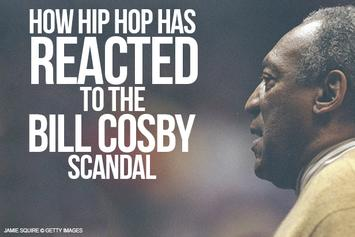 How Hip Hop Has Reacted To The Bill Cosby Scandal