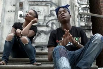"Stro ""Ghetto Girls (Freestyle)"" Video"