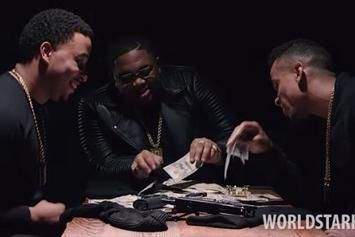 "DJ Mustard Feat. RJ (OMMIO), Choice, Big Mike ""10 Summers Intro"" Video"