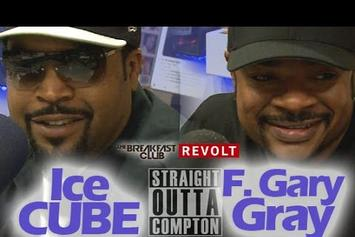 Ice Cube & F. Gary Gray On The Breakfast Club