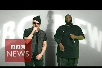 "Run The Jewels Reflect On Ferguson Anniversary: ""Riots Work"""