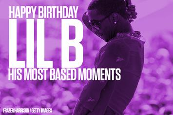Happy Birthday Lil B: His Most Based Moments