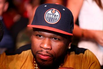 """50 Cent Sued For $200 Million By Writer Over """"Power"""""""