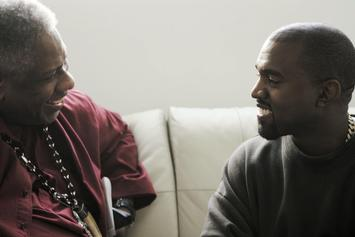 Kanye West Talks Yeezy Season 2, Fatherhood, & The Possibility Of A Season 3 With Andre Leon Talley