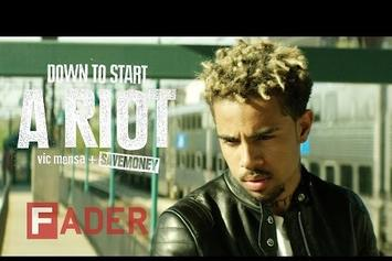 """Vic Mensa """"Down To Start A Riot"""" Documentary"""
