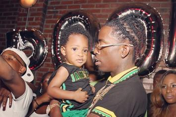 Rich Homie Quan Being Investigated By Child Protective Services For Smoking In Front Of His Baby Boy
