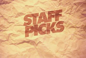 Staff Picks Playlist (September 25)
