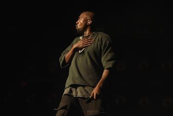 Kanye West To Perform At Democratic National Committee Fundraiser