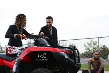 "French Montana & Fetty Wap Share ""Coke Zoo"" Artwork"