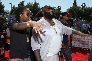 Rick Ross Supports Wale Following Meek Mill's Instagram Tirade