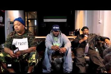 "D12 Reflect On ""Devil's Night"" Album, Eminem & Proof's Role"