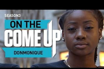 On The Come Up: Donmonique