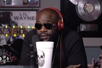 Rick Ross Talks New Album, Wale & Meek Situation, & More On Hot 97