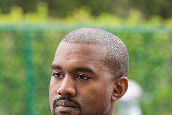 """Kanye West Played """"Swish"""" For Lamar Odom In The Hospital"""
