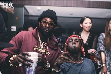 """2 Chainz Previews New Collab Off """"Collegrove"""" Project With Lil Wayne"""