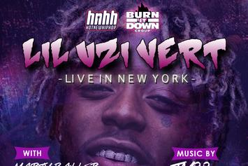Ticket Giveaway: See Lil Uzi Vert Live In NYC