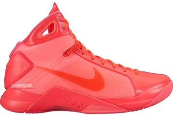 Nike Might Bring Back The Original Hyperdunk In 2016
