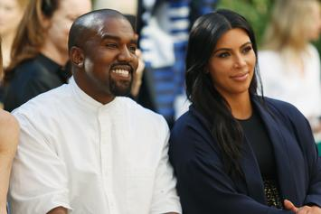 Is Kim Kardashian Asking Fans To Name Kanye West's Album?