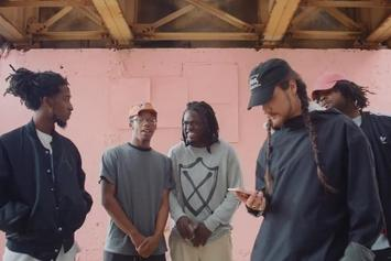 """Towkio Feat. Chance The Rapper """"Clean Up"""" Video"""