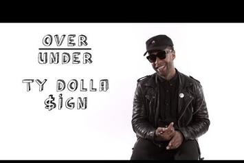 "Ty Dolla $ign Declares Fake Asses & Pumpkin Pie Overrated On ""Over/Under"""