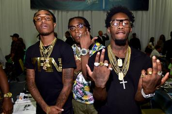 Migos Lost $75,000 Betting On The Super Bowl