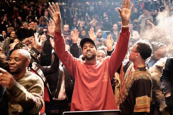 "Kanye West Takes Issue With Pitchfork's 9.0 Rating Of ""The Life Of Pablo"""