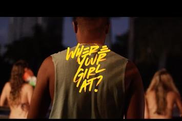 "iLoveMakonnen ""Where Your Girl At?"" Video"