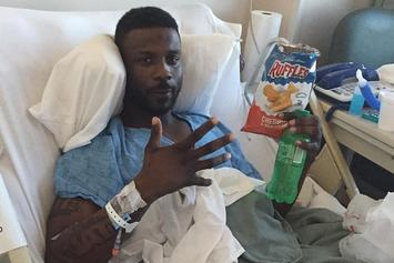 """Jay Rock To Be Released From Hospital In """"A Few Days"""""""