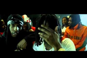 """Chief Keef Feat. ASAP Rocky """"Superheroes"""" Video"""