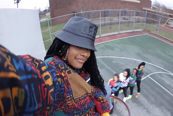 "Teyana Taylor ""Undercover"" Video"