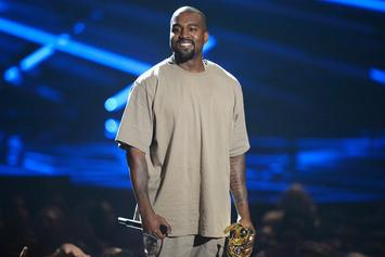 Kanye West Says He's Never Making A CD Again
