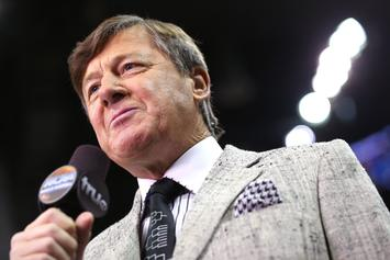"""Craig Sager Says His Leukemia Has Returned, """"I'm Fighting This Thing Til The End"""""""