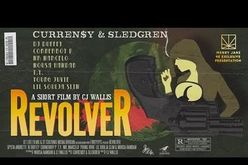 "Six New Curren$y Tracks With Sledgren Appear In Short Film ""Revolver"""