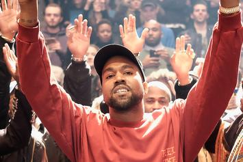 """Kanye West's """"The Life Of Pablo"""" Reportedly Coming To All Streaming Services"""