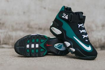 """The Nike Air Griffey Max 1 """"Emerald"""" Is Making A Comeback"""