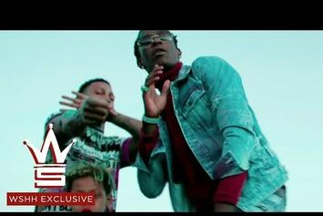 "Trouble Feat. Big Bank Black, Young Thug, Young Dolph ""Ready (Remix)"" Video"