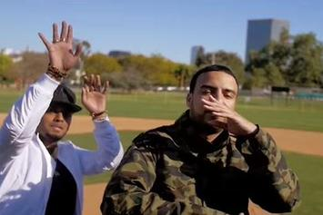 """DJ SpinKing Feat. French Montana, Velous, Nico & Vinz """"League Of Your Own"""" Video"""