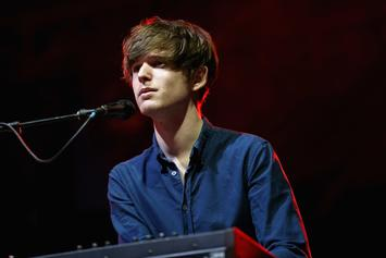 "Stream James Blake's ""The Colour In Anything"" Album, Featuring Contributions From Frank Ocean"