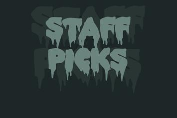 Staff Picks Playlist (May 6)
