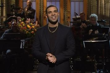 "Watch Drake's Hilarious Opening Monologue On ""Saturday Night Live"""
