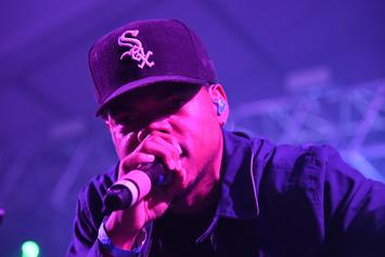 "Chance The Rapper's ""Coloring Book"" To Chart On Billboard 200"