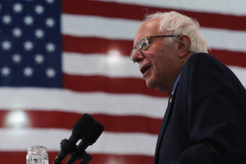 "Bernie Sanders Used DMX's ""Where The Hood At"" For His Walk Out Music"