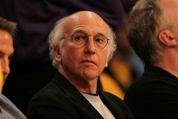 """""""Curb Your Enthusiasm"""" Is Officially Returning For A Ninth Season"""