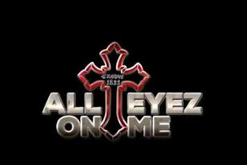 """Watch The First Official Trailer For Tupac Biopic """"All Eyez On Me"""""""