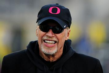 Phil Knight Officially Steps Down As Chairman Of Nike Inc.