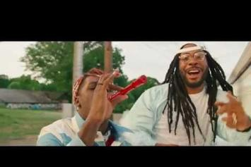 """D.R.A.M. Feat. Lil Yachty """"Broccoli"""" Video"""