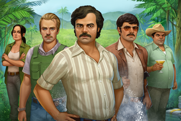 """A """"Narcos"""" Mobile Game Is Launching In September"""