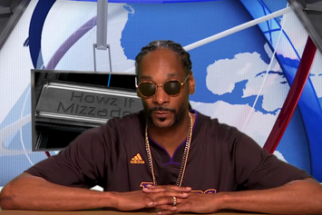 Watch Snoop Dogg Find Out How Hot Dogs Are Mizzade