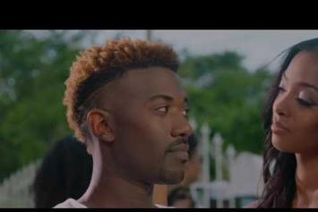"Ray J ""Be With You"" Video"