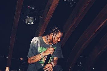 """Travis Scott Reveals Artwork For """"Birds In The Trap Sing McKnight""""; Which Is Premiering Friday On His .Wav Show"""
